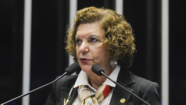 """""""Zé Eliton tem condições de demonstrar  que ele é uma inovação"""", diz Lúcia Vânia"""