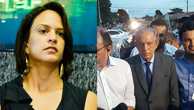 Iris diz que ainda não tem nomes para substituir Anna Vitória Caiado na PGM