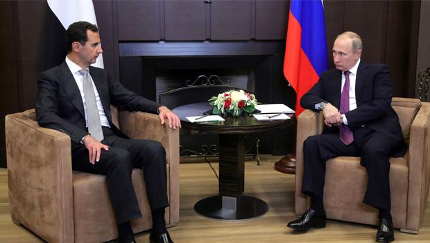 Reconstrução da Síria passa pela saída do ditador Bashar al Assad do poder