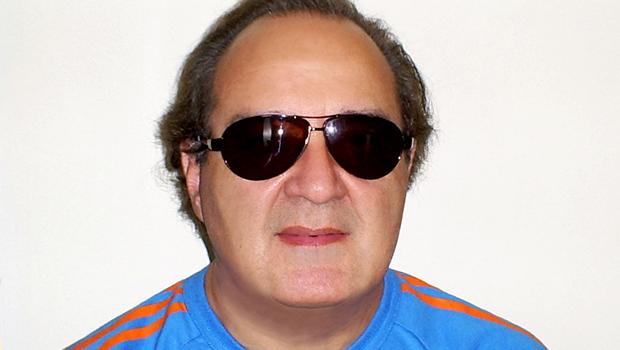 Marcos Barrero, poeta  de coração paulistano