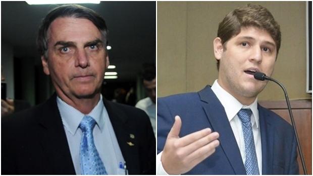 Lucas Calil confirma saída do PSL após filiação de Bolsonaro