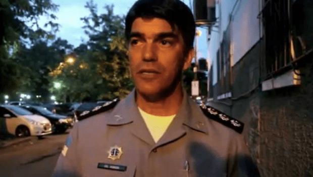 Coronel da PM faz homenagem para Marielle e critica divulgação de boatos falsos