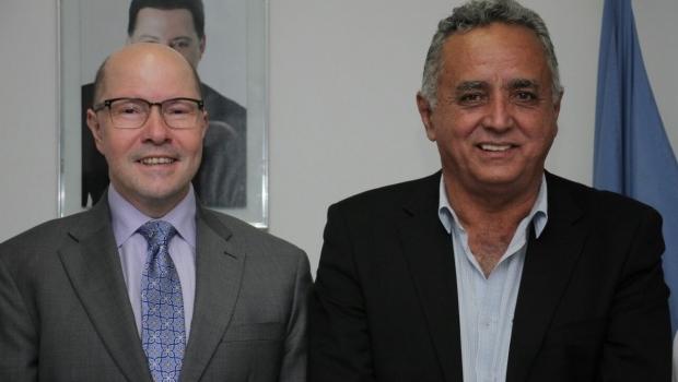 Base aliada precisa de Demóstenes Torres, afirma prefeito de Senador Canedo