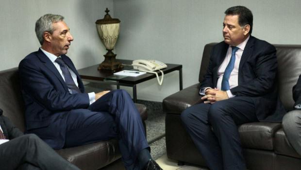 Acordo entre União Europeia e Mercosul pode sair em abril, diz embaixador