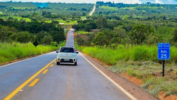 Marconi entrega reconstrução de rodovia estratégica para integração do Entorno do DF