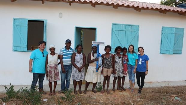 Goiás recebe prêmio nacional por ações sustentáveis na Comunidade Kalunga