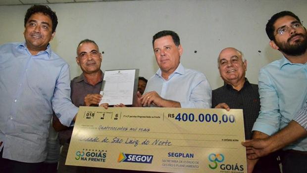 Prefeito do MDB afirma que Marconi revolucionou a forma de fazer política em Goiás