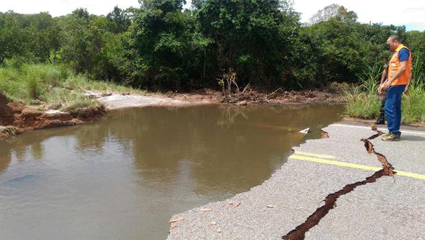 Governo inicia reconstrução da TO-080 em Marianópolis