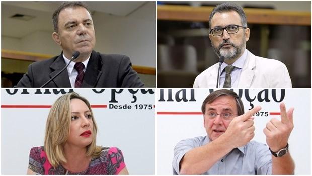 Partidos querem tomar do PT os deputados Humberto Aidar e Luis Cesar Bueno