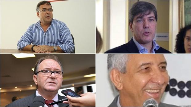 Disputa pelo comando da Fieg está circunscrita a quatro nomes