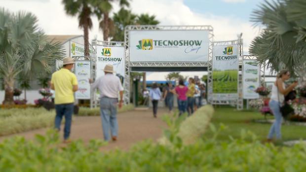 Consolidada como vitrine, Tecnoshow 2018 anima produtores rurais