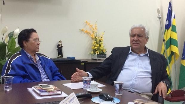 Vilmar Rocha afirma em Anápolis que será candidato a senador