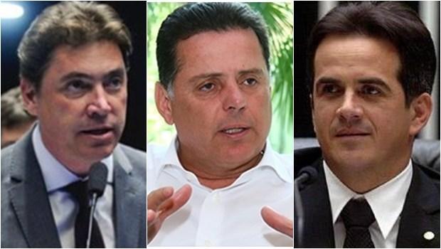 PP decide na quarta-feira (14) se fica ou não na base do governador Marconi Perillo