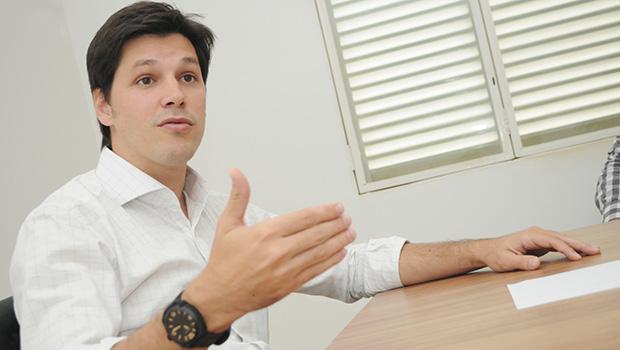 Daniel Vilela diz que terá apoio do PP ou do PSD. Mas não dos dois partidos