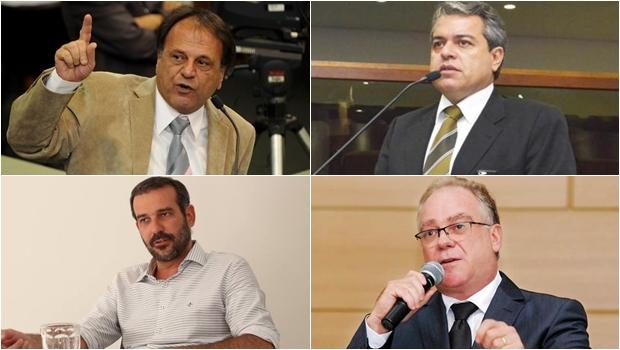 Adib, Paulo do Vale, Roller e Fiãozinho serão expulsos do MDB