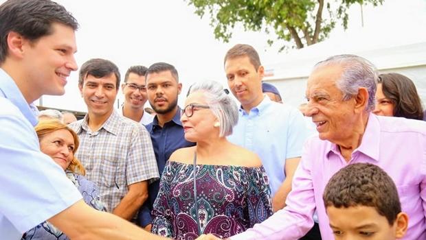 Dona Íris escancara divisão no MDB, enquanto direção do partido põe panos quentes