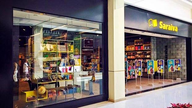 Livraria Saraiva fecha sete lojas e pode fechar mais 12
