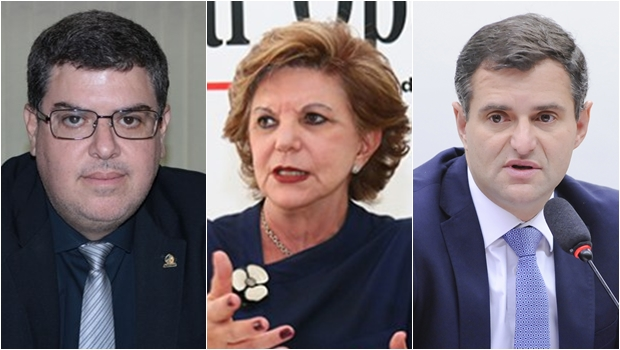 Lúcia Vânia e Marcos Abrão aceitam permanência de Onaide e Ariza na Secretaria Cidadã