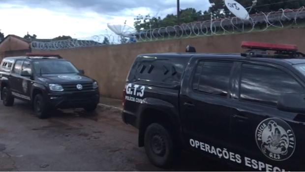 Ao menos 14 são presos em operação contra furtos e roubos na zuna rural em Goiás