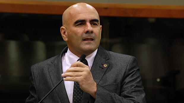 Paulo Cezar Martins é novo líder do MDB na Assembleia Legislativa