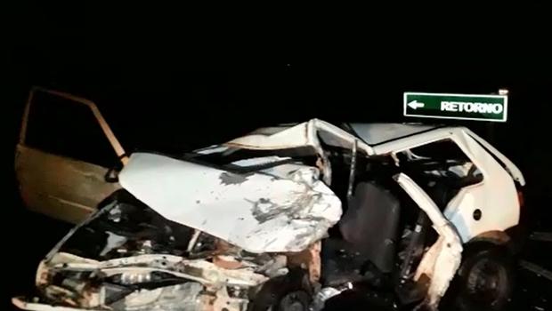 Fim de semana nas BRs goianas registra 21 acidentes com cinco vítimas fatais