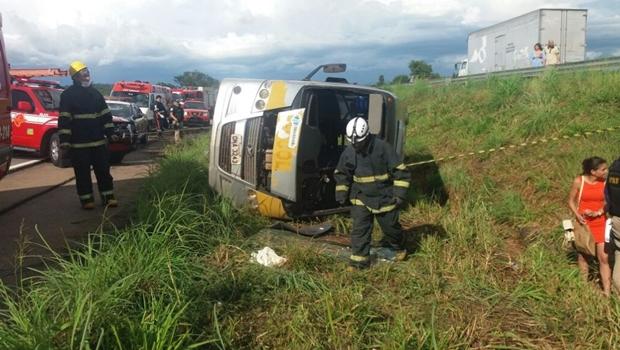 Goiás registra 13 mortes e 27 acidentes de trânsito no feriado de Páscoa