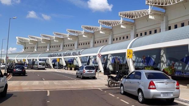 Para concretizar internacionalização, aeroporto de Goiânia deve passar por mudanças