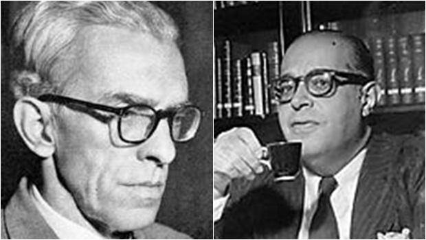 Poetas cat├│licos do Brasil (4) – Tasso da Silveira e Augusto Schmidt