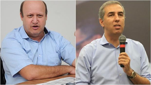 Célio Silveira diz que Caiado ganhou o treino e José Eliton vai ganhar o jogo