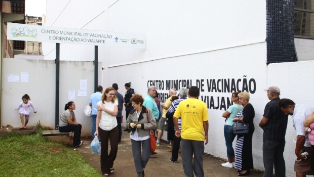 Já são 10 unidades de saúde sem vacina contra H1N1 em Goiânia. Veja lista