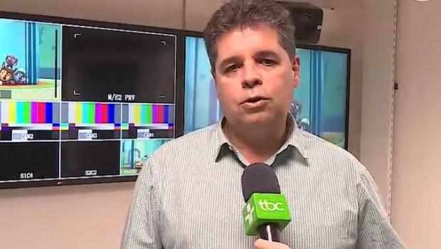Diretor do Sindicato dos Jornalistas elogia estrutura da nova TBC