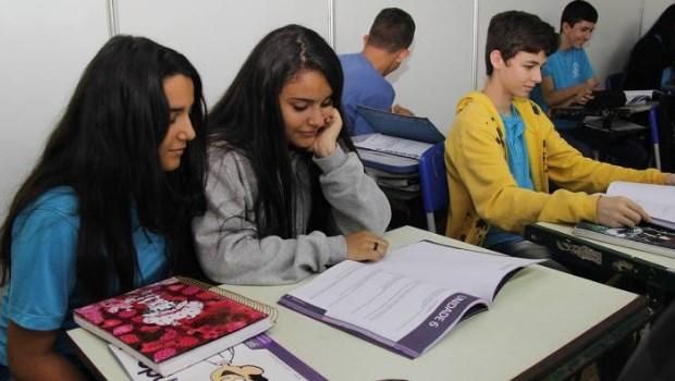 Goiás está entre os cinco Estados com menor taxa de abandono escolar no ensino médio