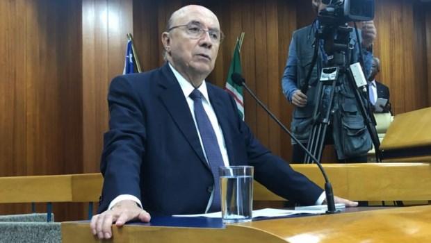 Em Goiânia, Henrique Meirelles descarta vice de Alckmin