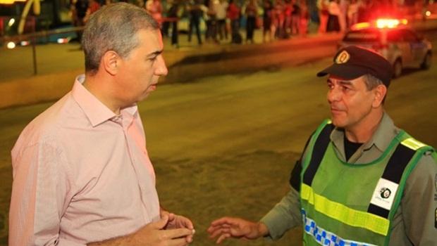 Ação para dar mais segurança nos terminais é acerto de José Eliton