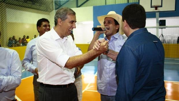 Recém-empossado, José Eliton inicia agenda do Goiás na Frente como governador
