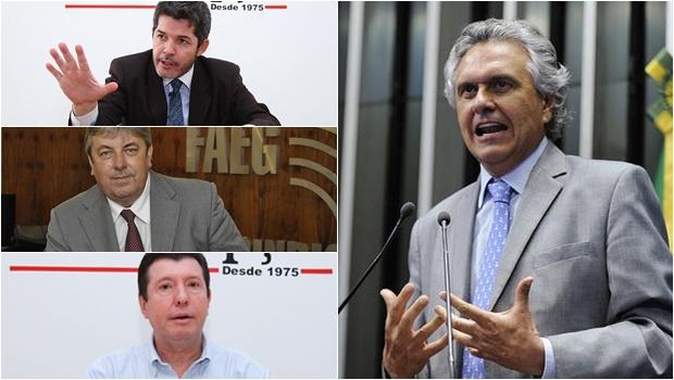Ronaldo Caiado planeja eleger pelo menos três deputados federais