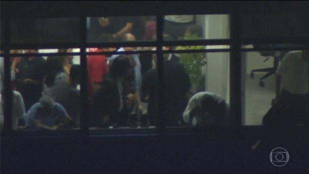 Amigo pessoal de Lula, Olavo Noleto é visto ao lado do ex-presidente em São Bernardo