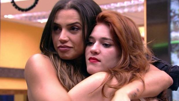 Paula e Ana Clara desfazem amizade fora do BBB
