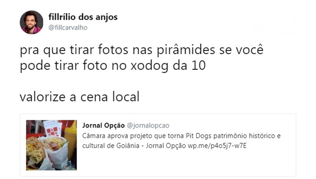 Goianos comemoram PL que torna Pit Dogs patrimônio histórico. Veja melhores reações