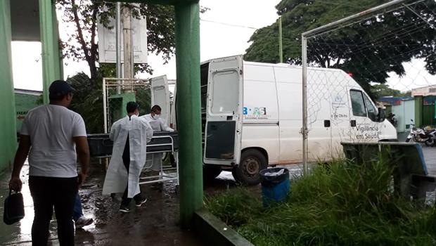 Paciente morre com suspeita de H1N1 no Cais Vila Nova