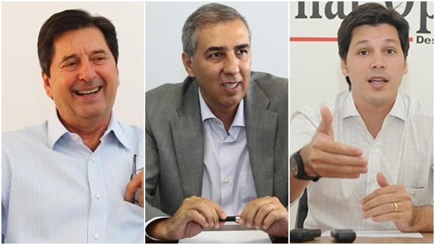 Maguito admite aliança entre José Eliton e Daniel Vilela na disputa pelo governo