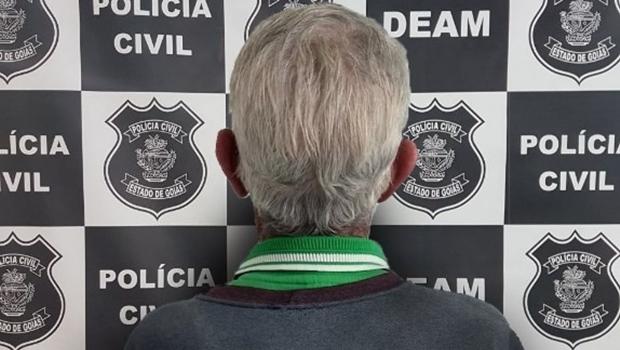 Polícia prende idoso suspeito de estuprar criança de 6 anos em Goiás