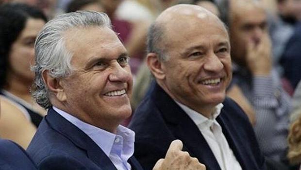 Ronaldo Caiado deixou Lívio Luciano na chapada