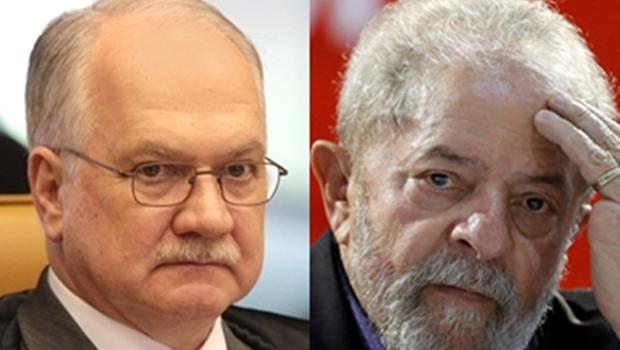 Relator, ministro Fachin vota contra habeas corpus preventivo de Lula