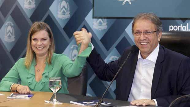 Marcelo Miranda reassume e  retoma programas e ações