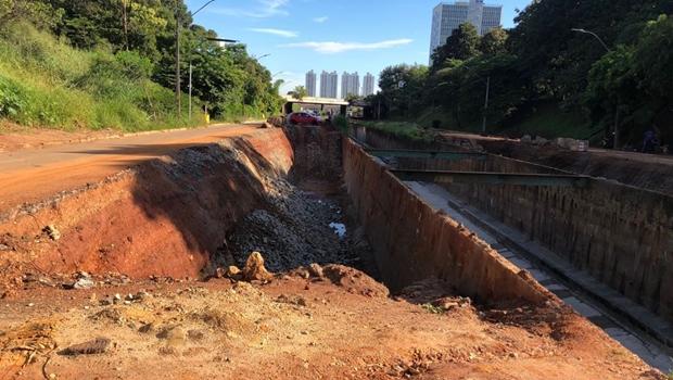 Prefeitura não apresenta projeto e atrasa repasse de R$ 7 mi para recuperação da Marginal