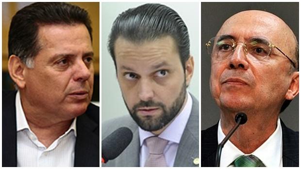 Marconi, Baldy e Meirelles: os objetivos de políticos goianos que são players nacionais