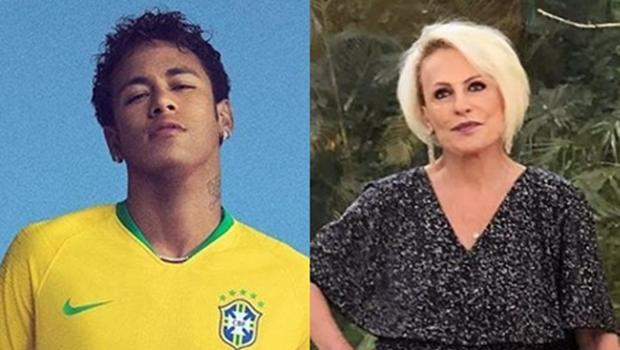 Ana Maria Braga e Neymar aparecem entre mais votados em pesquisa para presidente