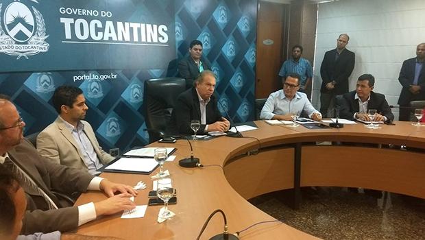 Carlesse faz balanço dos 7 dias à frente do governo estadual; Marcelo Miranda volta