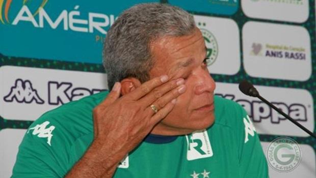Após derrota para o Vila Nova, técnico do Goiás é demitido